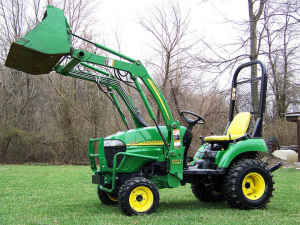 Scammer selling 2006 JOHN DEERE 2305 TRACTOR | Scammer ...