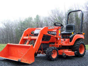 Craigslist Scammer – KUBOTA COMPACT TRACTOR   Scammer Database